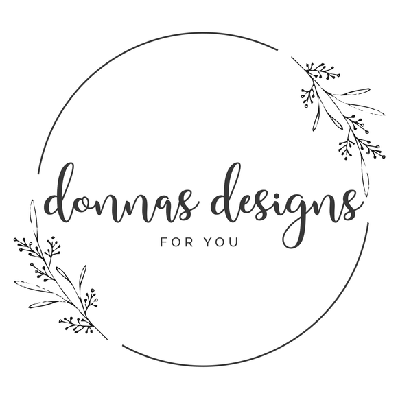 Donna's Designs For You Gift Certificates