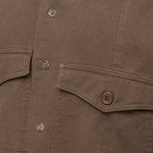 Load image into Gallery viewer, Block Brown Beige Shirt