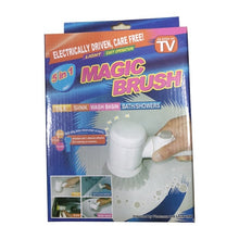Load image into Gallery viewer, Magic Scrubber™ 3-in-1 Electric Cleaning Brush