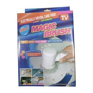 Magic Scrubber™ 3-in-1 Electric Cleaning Brush