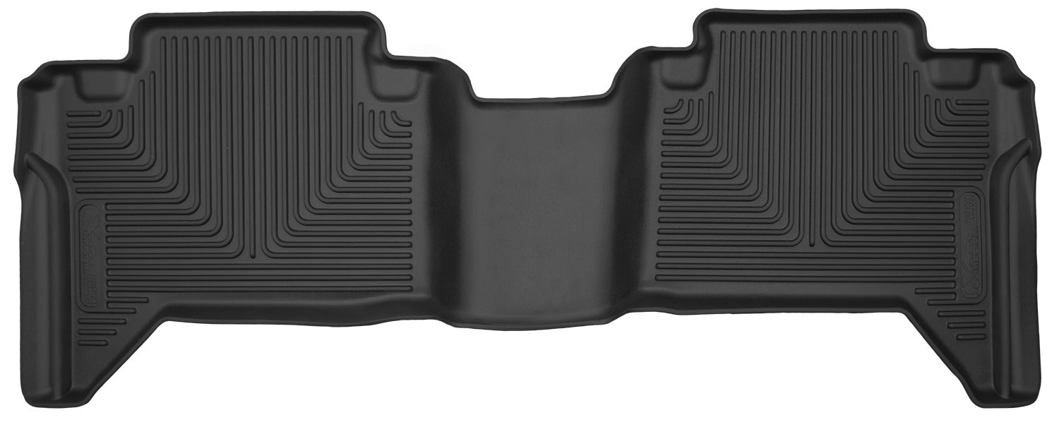 2005-2018 Toyota Tacoma Transmission:Automatic Double Cab Pickup 2nd Seat Floor Liner