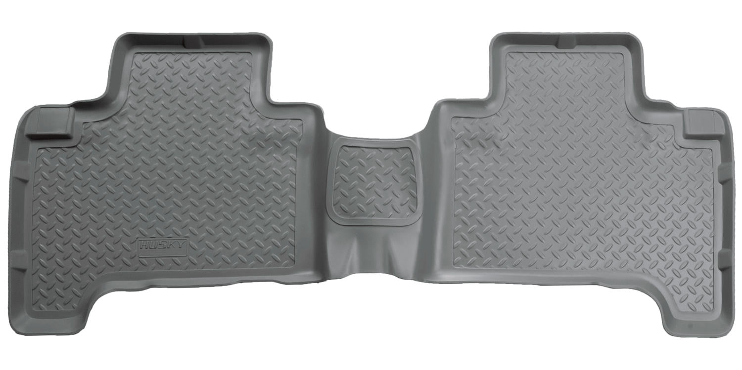 2003-2009 Toyota 4Runner Cargo area with Double Stack Cargo Tray option  2nd Seat Floor Liner