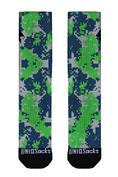 Seattle Seahawks Digi Camo