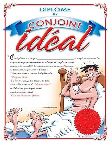 Diplome Conjoint Ideal