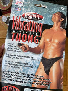 vibrating underwear for men