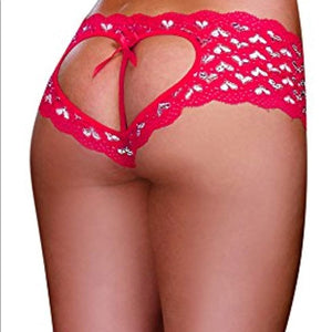BoyShort XL red