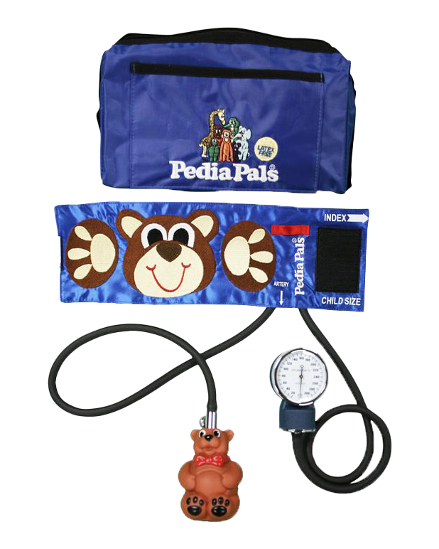PediaPals Benjamin Bear Blood Pressure Kit