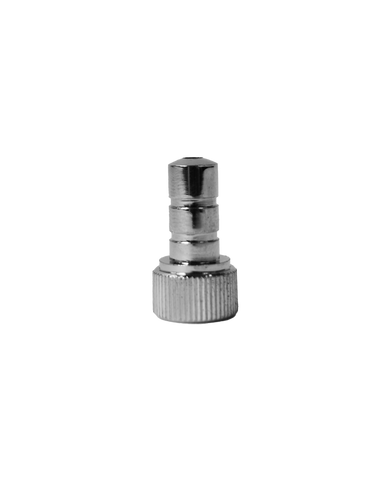 Riester Metal Screw Tube Connector