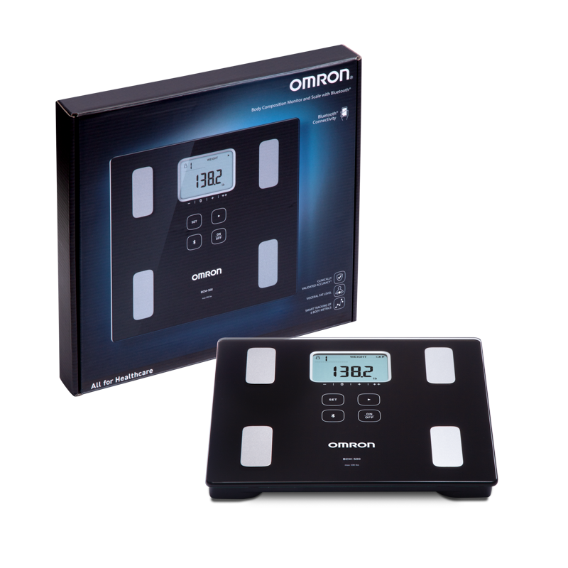 Body Composition Monitor and Scale with Bluetooth (BCM-500)
