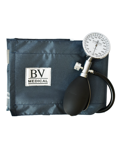 BV Medical Palm Aneroid Sphygmomanometer