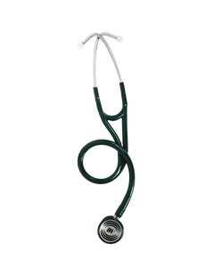 Cardiology Hunter Green Stethoscope
