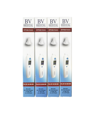 BV Medical Ear Probe Covers