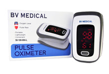 Load image into Gallery viewer, BV Medical Finger Pulse Oximeter
