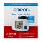 Load image into Gallery viewer, Omron 3 Series® Wrist Blood Pressure Monitor (BP6100)