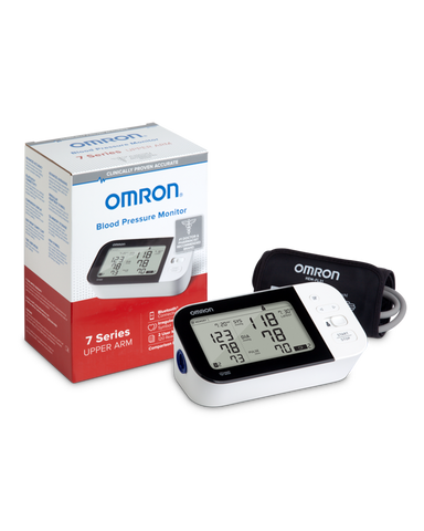 OMRON 7 Series® Wireless Upper Arm Blood Pressure Monitor (BP7350)