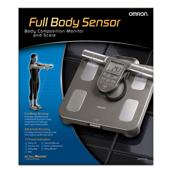 Omron Body Composition Monitor & Scale