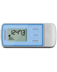 Omron Pedometer with USB (HJ-322U)