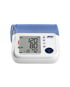 A&D Lifesource Premium Blood Pressure Monitor W/Verbal Assistance (UA-1030T)