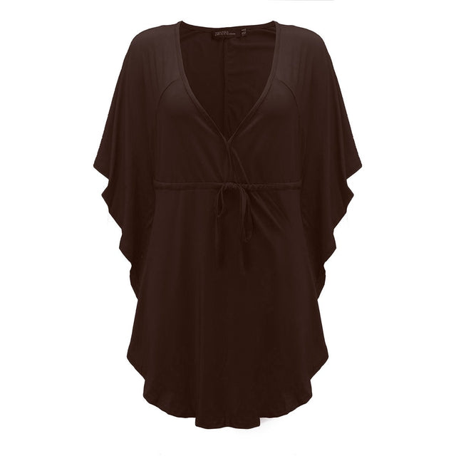 Annalise - Blouse met hoge taille