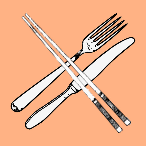 Around the World with Knife and Fork....and Chopsticks - Part One