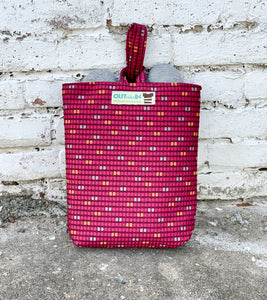 Ruby Tile Shoe Bag - 1009S