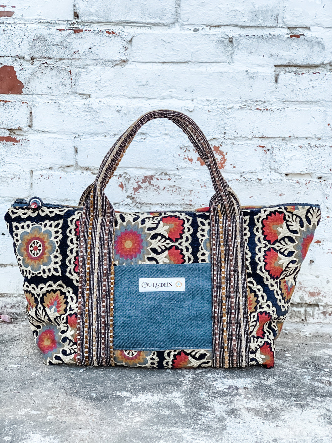Charleston LoadUPs Tote Bag