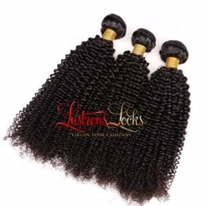 Kinky Curly Bundle Specials - Lustrous Locks Hair Co.
