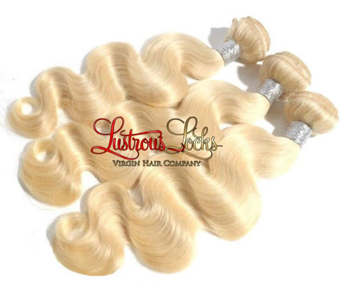 Blonde Bombshell Luxe Wave Bundle Specials