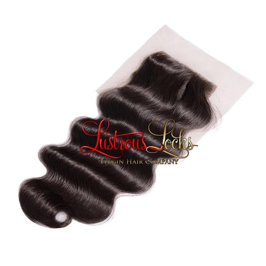Luxe Wave Lace Closure