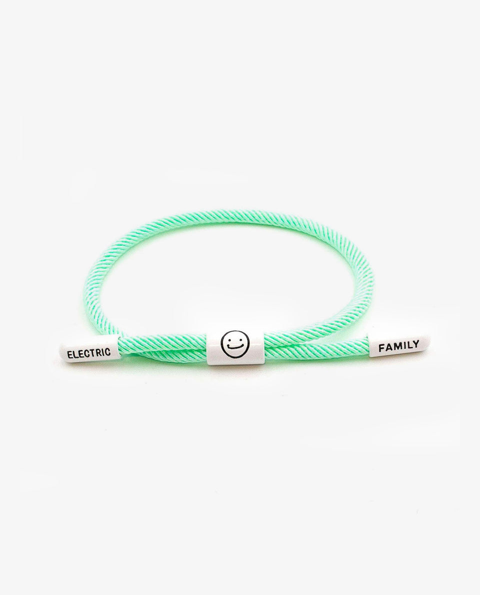 Good Times New School Bracelet (Diamond/White) - Papilyo