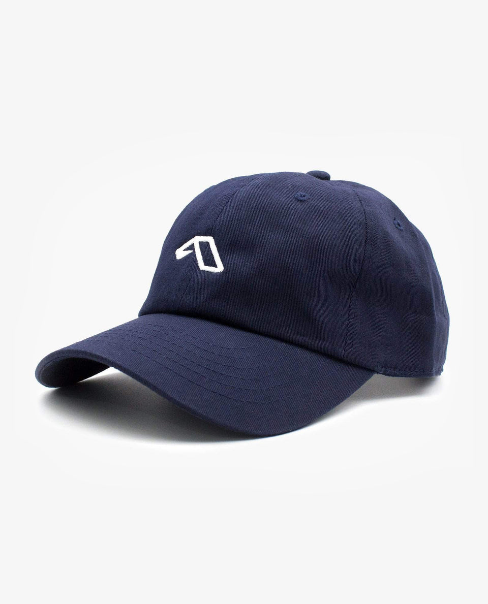Anjunadeep Dad Hat Navy