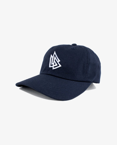 Rave Feed Dad Hat Navy - Papilyo