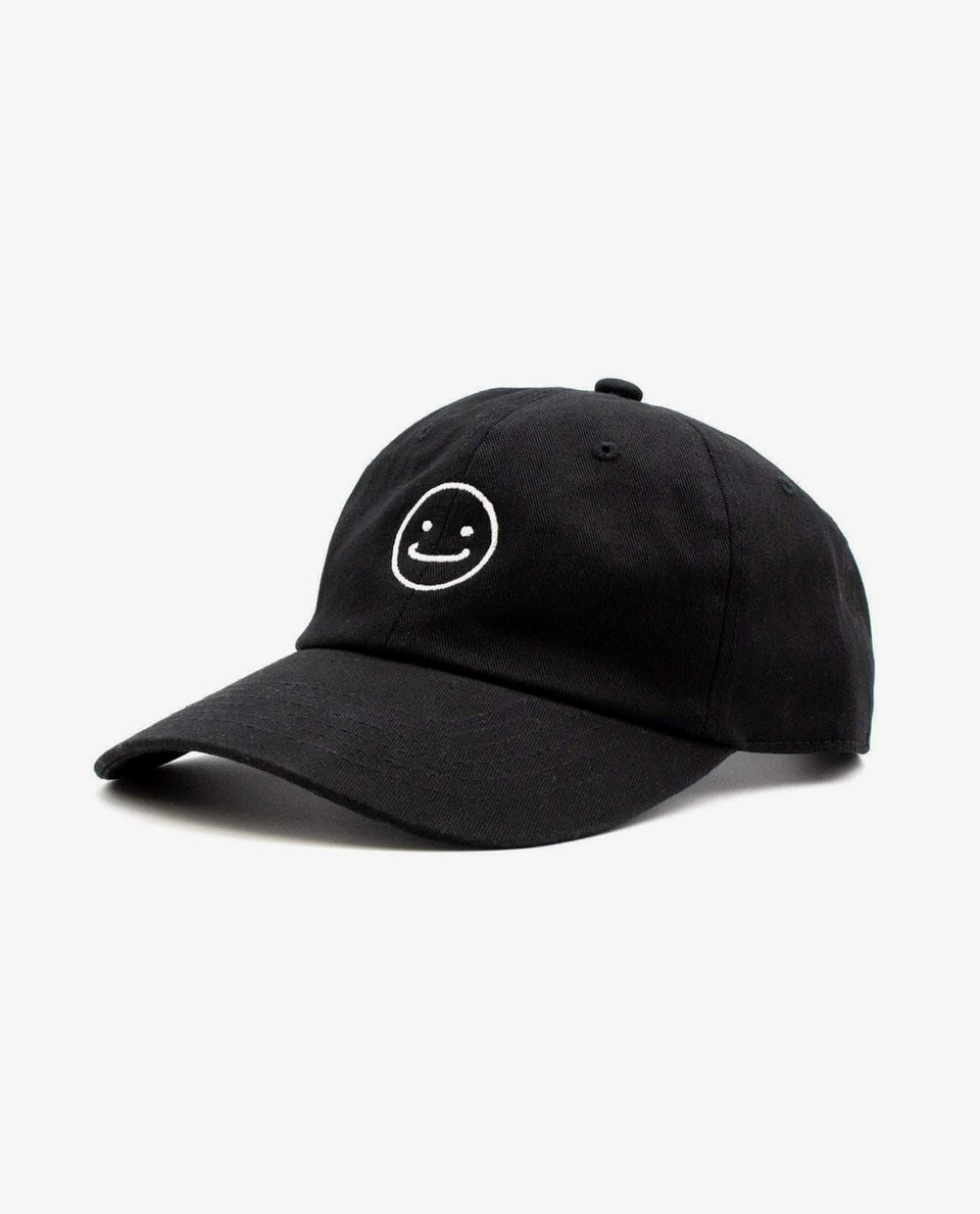 Good Times Club Dad Hat White