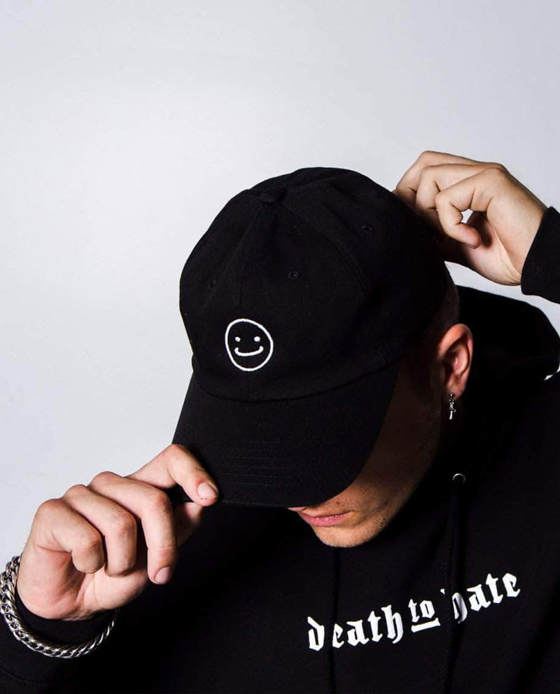 Good Times Club Dad Hat White - Papilyo