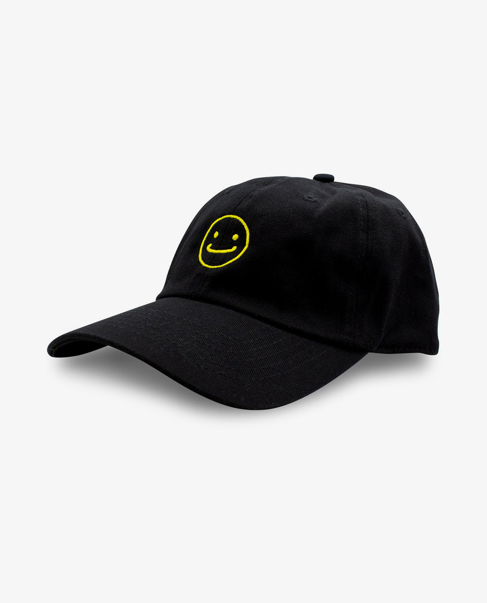 Good Times Club Dad Hat Yellow