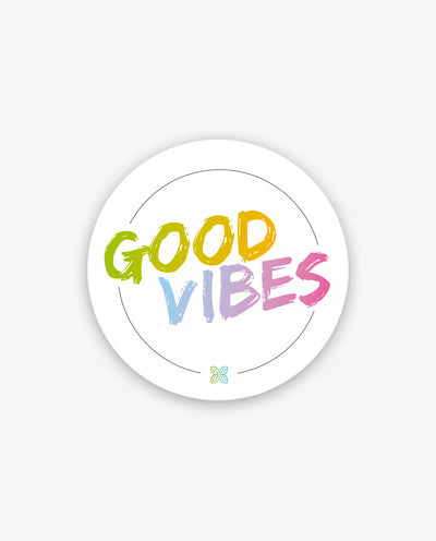 Good Vibes Sticker - Papilyo