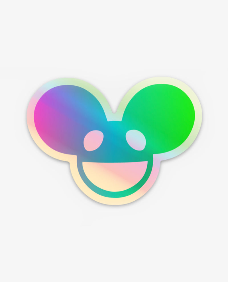 Deadmau5 Sticker Holographique - Papilyo