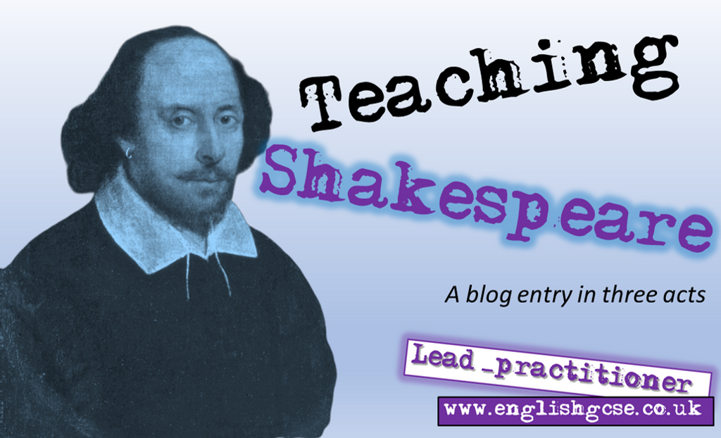 Teaching Shakespeare