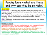Finance - Payday and Short-Term Loans