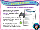 Online Gaming - Online Safety
