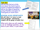 Youth Courts, Justice System and Sentencing AQA Citizenship GCSE