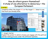 AQA Citizenship GCSE 9-1 Politics and Participation Unit