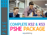 5  Year Complete Upper KS2 and KS3 PSHE + RSE