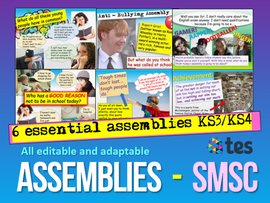 Essential Assemblies - 6 x SMSC Assembly Pack