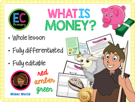 Money PSHE - Introduction