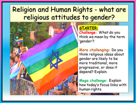 Religion, Gender and Human Rights