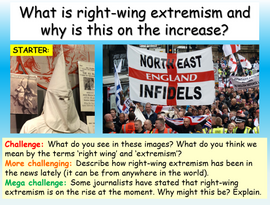 Right Wing Extremism