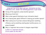 Disagreeing Respectfully - Conflict Management PSHE