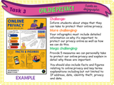 Internet Safety PSHE - Online Privacy and Personal Data