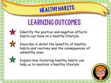 Healthy and Unhealthy Habits